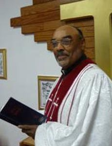 Pastor Bobbhy L. Smith